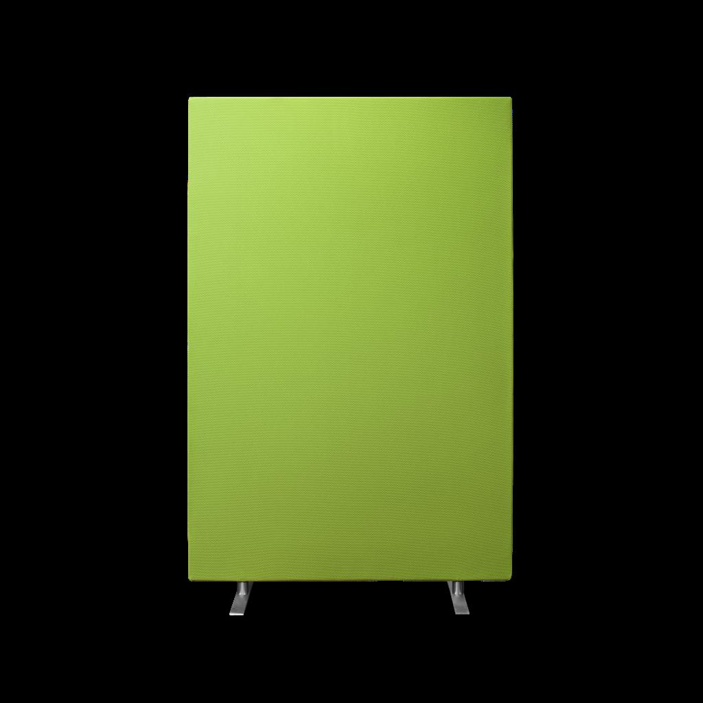 TEMPO Mobile, standing partition, 1210 x 1810 x 50 , «LA» Maille 3D Pistache 026